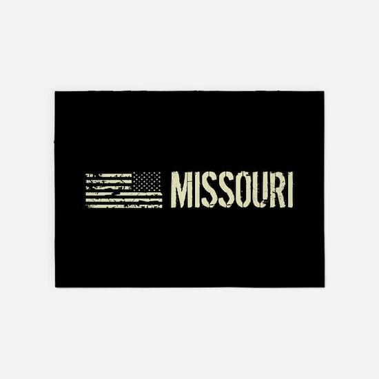Black Flag: Missouri 5'x7'Area Rug