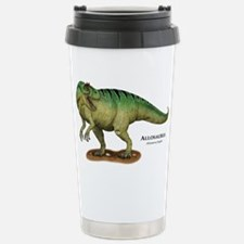 Allosaurus Stainless Steel Travel Mug