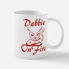 Debbie On Fire Mug