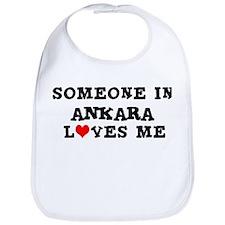 Someone in Ankara Bib