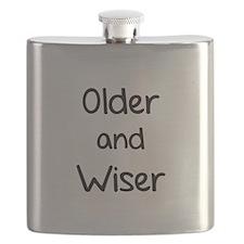 Older and Wiser Flask