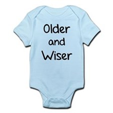 Older and Wiser Infant Bodysuit