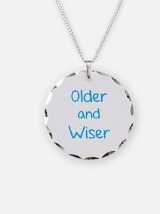 Older and Wiser Necklace