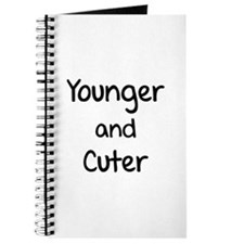Younger and cuter Journal