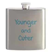 Younger and cuter Flask