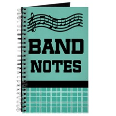Band Notes Music Journal
