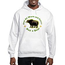 Hug a Bear Hoodie