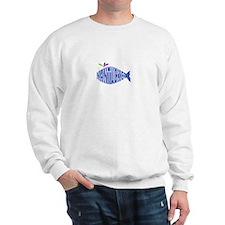 Nantucket Whale Sweatshirt