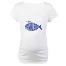 Cute Nantucket Whale Shirt