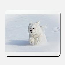 Snow Runner Mousepad