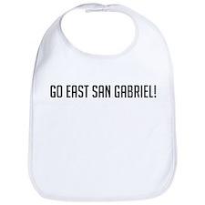 Go East San Gabriel Bib