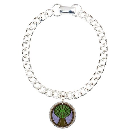 Tree of Life Charm Bracelet, One Charm