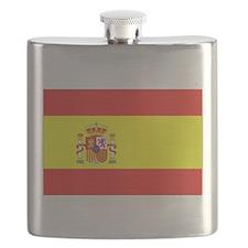 Spain Flask