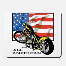 All American Chopper Mousepad