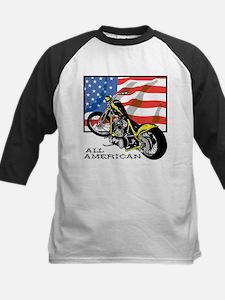 All American Chopper Kids Baseball Jersey