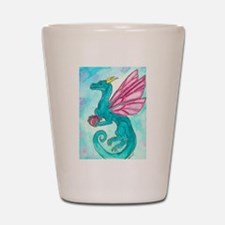 Fairy Dragon Shot Glass