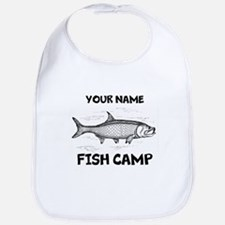 Custom Fish Camp Bib