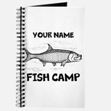 Custom Fish Camp Journal