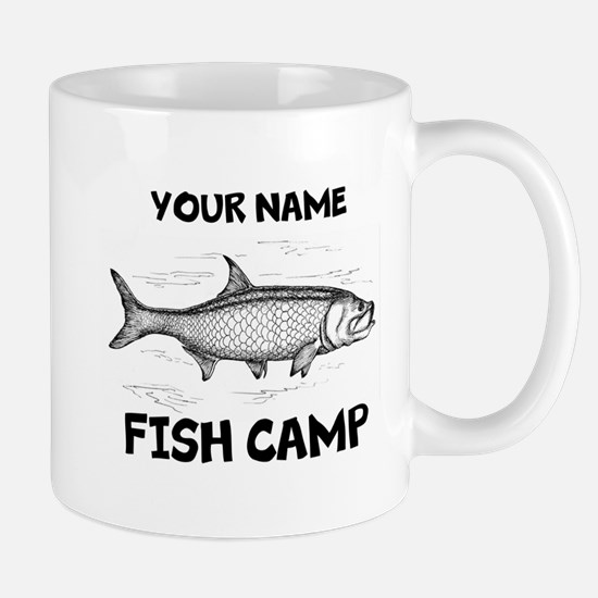 Custom Fish Camp Mug