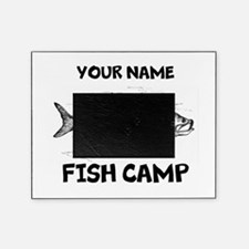 Custom Fish Camp Picture Frame