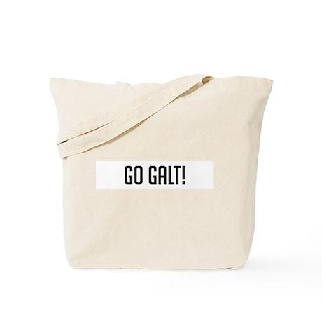 Go Galt Tote Bag