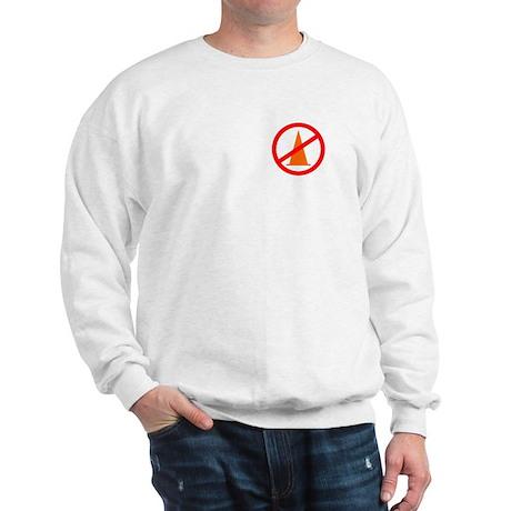 No Cones Autocross Sweatshirt