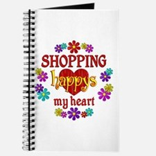 Shopping Happy Journal