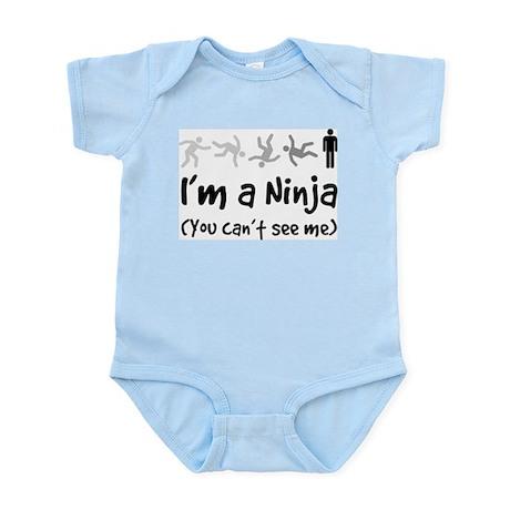 ninja_seeme Body Suit
