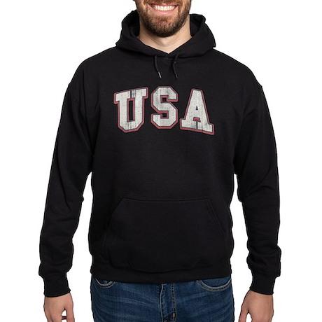 Vintage Team USA Hoodie (dark)