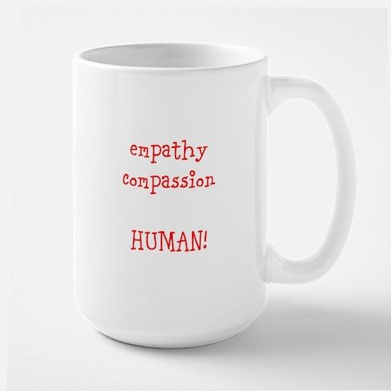 Human Empathy Mugs
