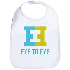 Eye to Eye Logo Bib