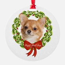 Chihuahua Ornament