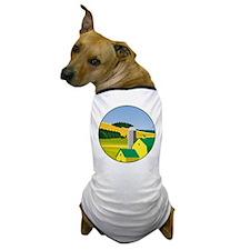 The Deere Farm Dog T-Shirt
