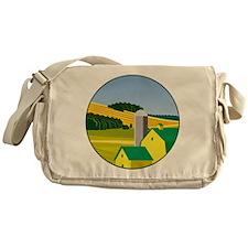 The Deere Farm Messenger Bag