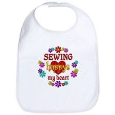 Sewing Happy Bib