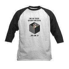 Schrodinger's Quantum Cat Tee