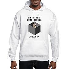 Schrodinger's Quantum Cat Hoodie