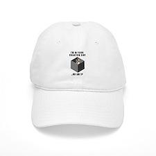 Schrodinger's Quantum Cat Baseball Cap