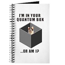 Schrodinger's Quantum Cat Journal