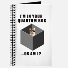 Schrodinger's Quantum Cat Journal