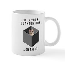 Schrodinger's Quantum Cat Mug