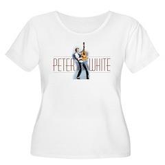 Peter White D1 (color) T-Shirt