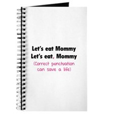 Let's eat Mommy Journal