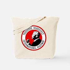 Theodore Roosevelt Highway Tote Bag