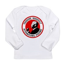 Theodore Roosevelt Highway Long Sleeve Infant T-Sh
