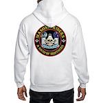 Masonic Biker Brothers Hooded Sweatshirt