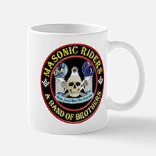 Masonic Biker Brothers Mug