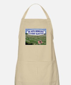 DEAD VOTERS Apron