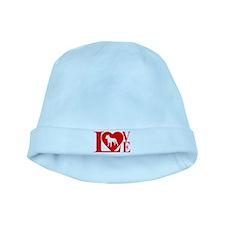 PIT BULL LOVE baby hat
