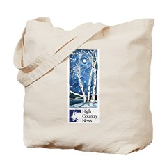 HCN Aspen in the Moonlight Tote Bag